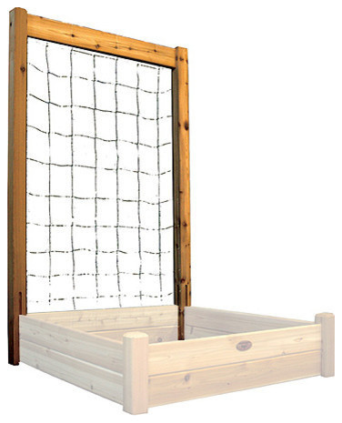 "Gronomics Raised Garden Bed Trellis Kit 48""w X 80""h."