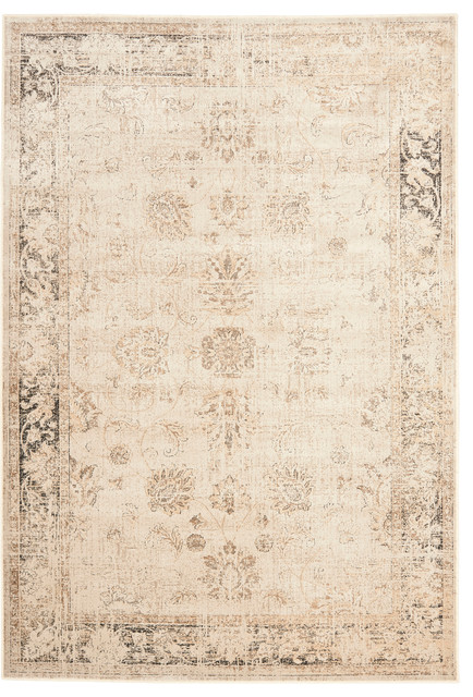 Safavieh newport vintage style rug traditional area for Vintage style area rugs