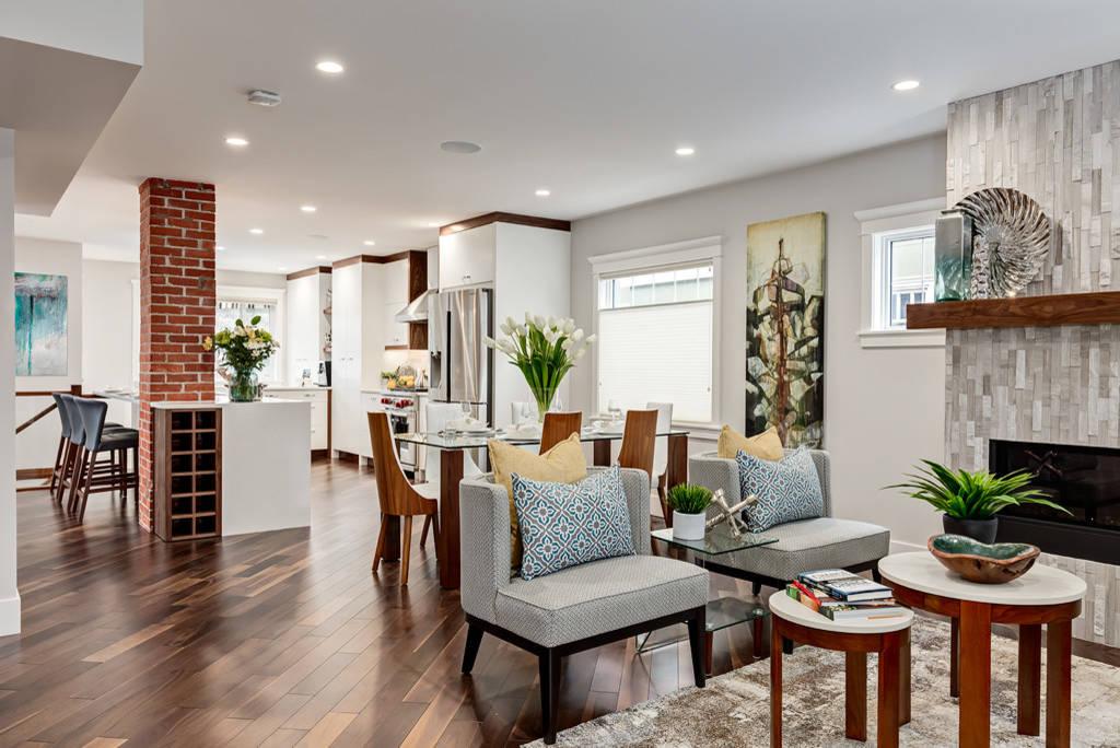 Hampton's Zen Home