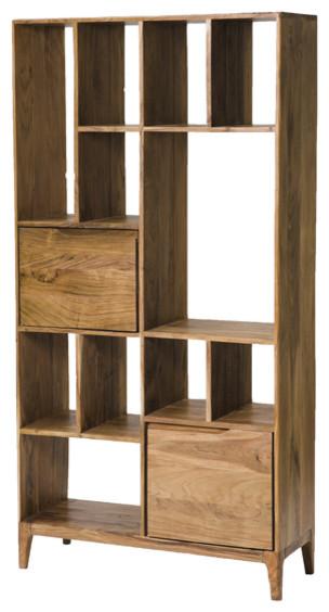 Byron Contemporary Bookcase