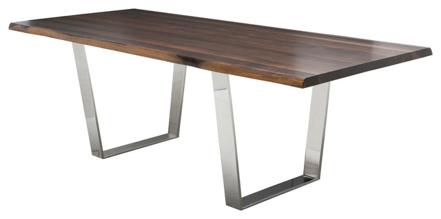 Nuevo Versailles 78 Quot Dining Table Seared Brown