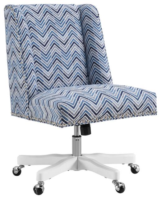 Draper Chevron Office Chair