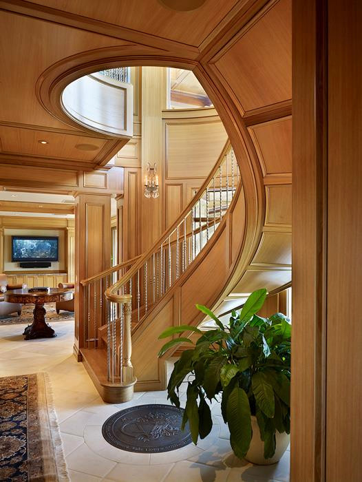Free Standing Circular Staircases