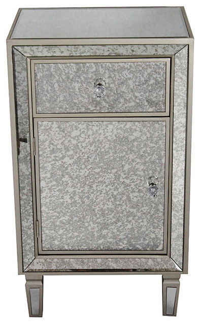 Tall Accent Cabinets