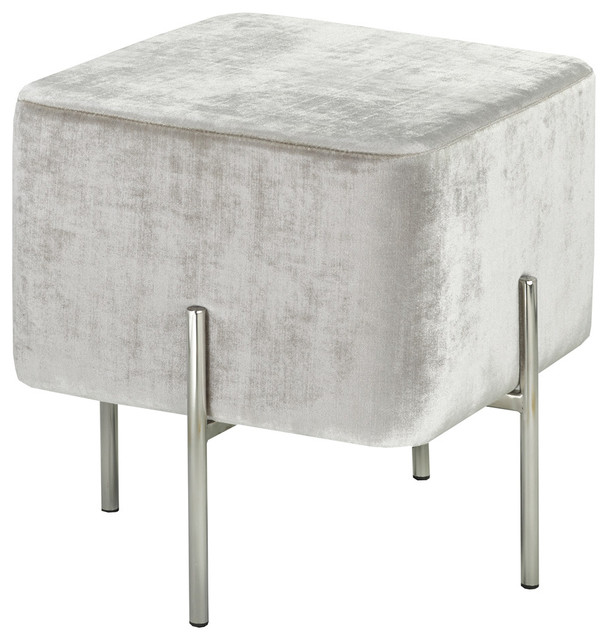 Daria Ottoman Contemporary Footstools And Ottomans