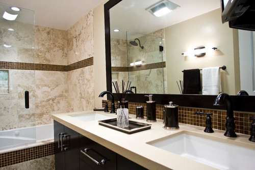 Wonderful How To Update Bathroom Without Replacing This Tile
