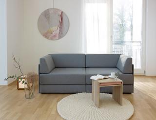 Schlafsofa sl1 minimalistisch berlin von dessau design for Pool design dessau