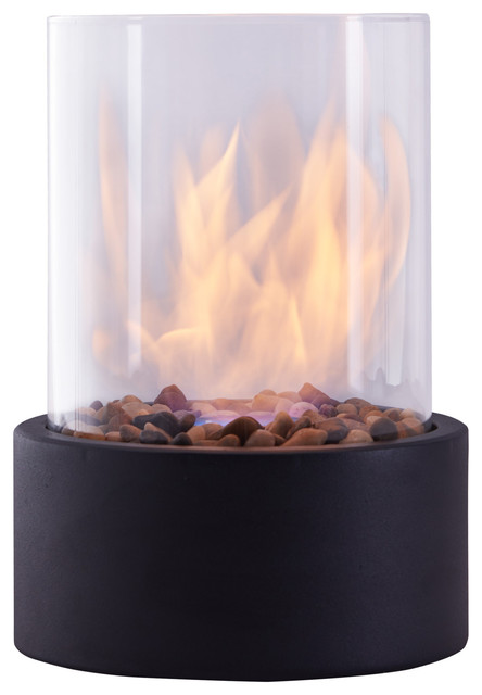 Tabletop Fire Pit Ethanol Ventless Fireplace