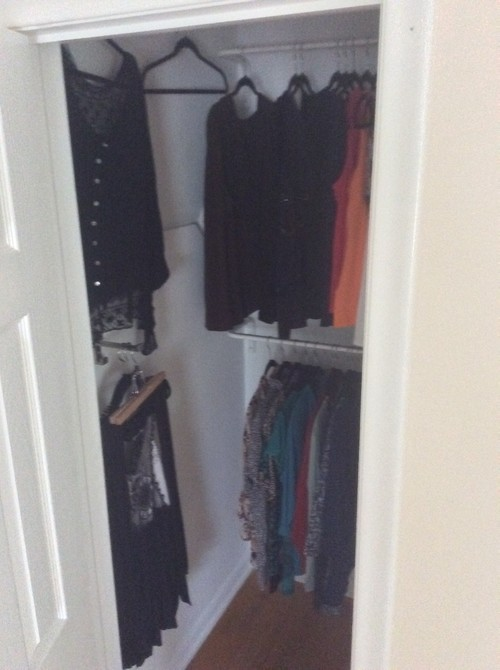 4ft Deep 3ft Wide Closet