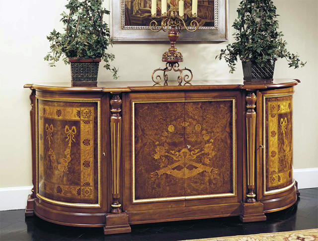 Classic furniture traditional vancouver by eurohouse for Classic traditional furniture