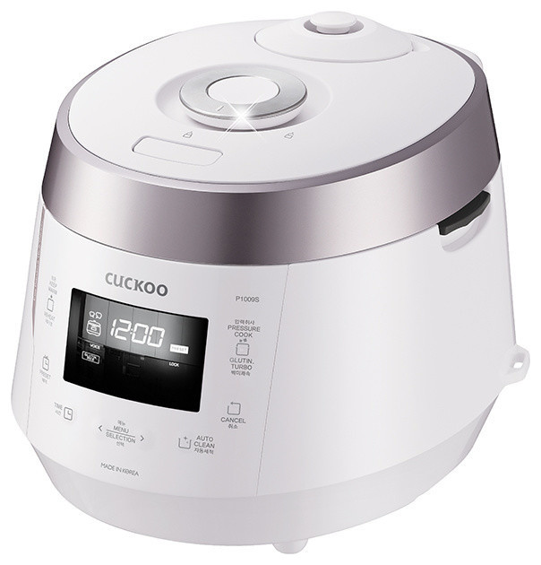 Cuckoo Electric Heating Pressure Rice Cooker Crp-P1009sw.