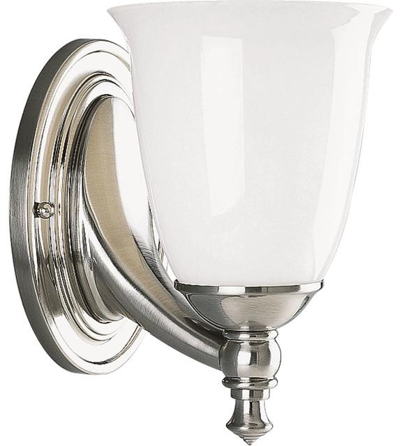Delta Bathroom Lighting delta bath match victorian 1-light bath and vanity fixture