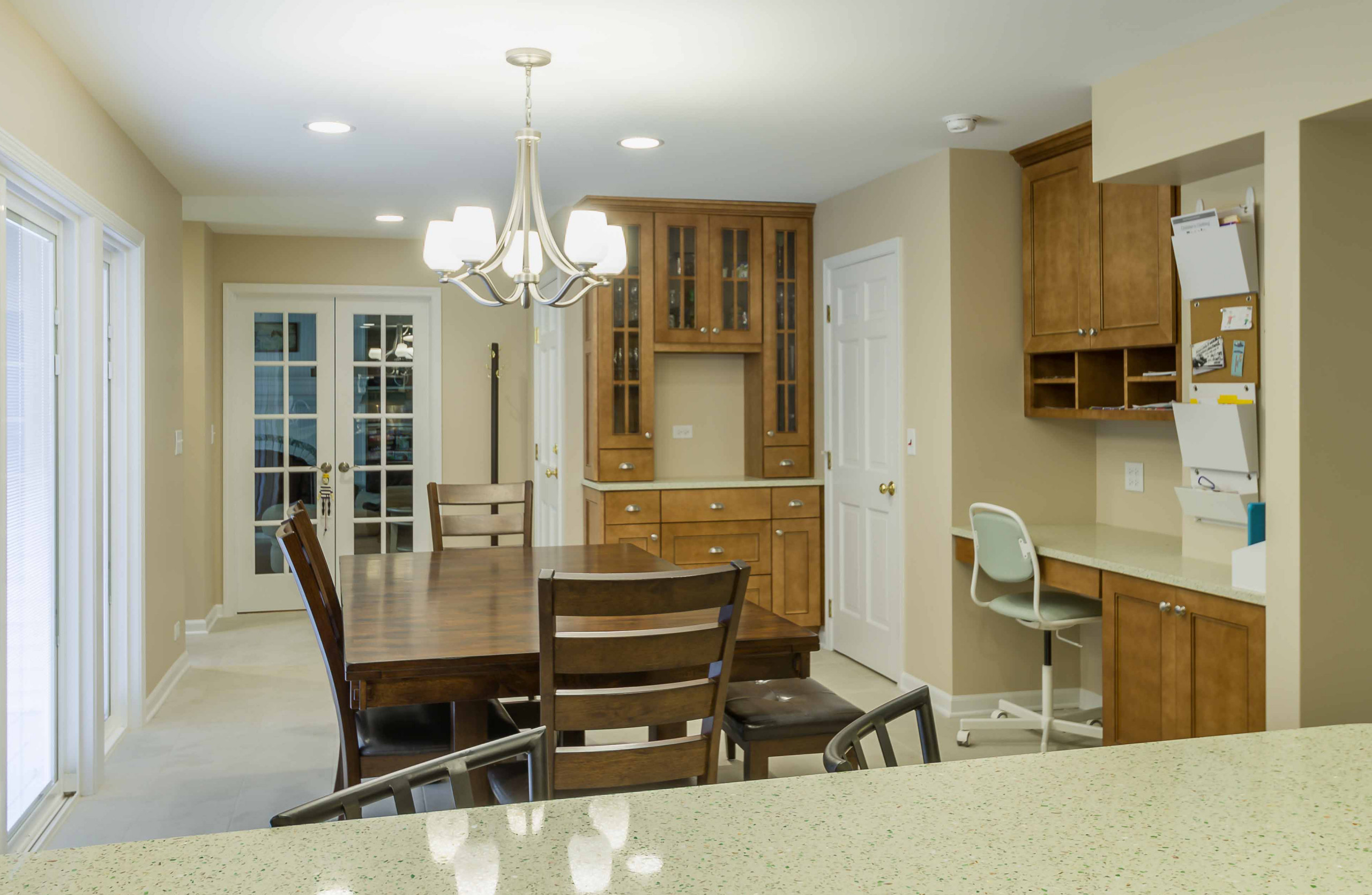Eat-in Kitchen Expansion