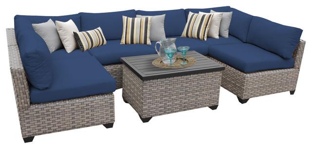 Acapulco 2-Piece Lounge Chair Set, Jet Black