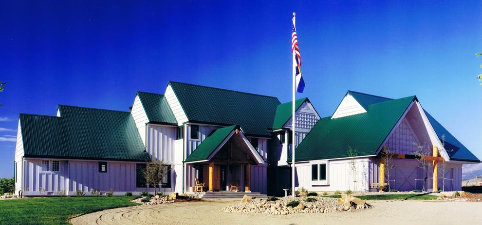 Colorado Prairie Custom Home