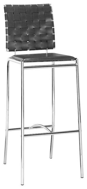 Marvelous Criss Cross Bar Stool Set Of 2 Black Lamtechconsult Wood Chair Design Ideas Lamtechconsultcom
