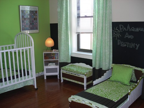 Joni Spear Interior Design eclectic kids