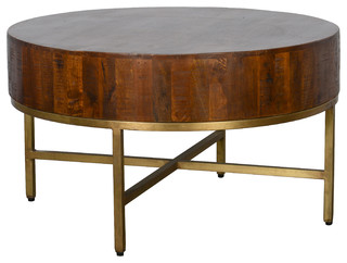 "Montreal 32"" Round Coffee Table by Kosas Home"