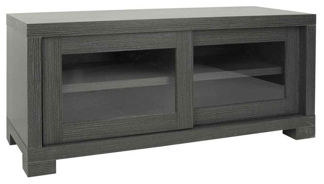 Safavieh Furniture - TV Cabinet, Gray Finish - View in Your Room! | Houzz