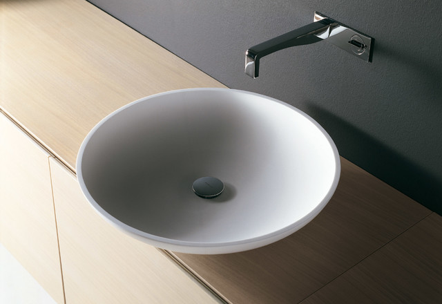 MIMO top mount sink