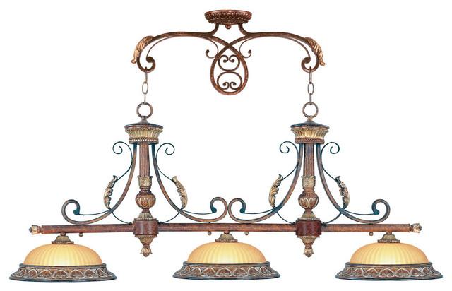 victorian kitchen lighting. villa verona island light bronze with aged gold leaf accents victoriankitchen victorian kitchen lighting r