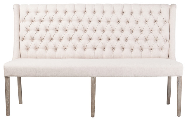 """Montmartre Dining Bench 65"""""""