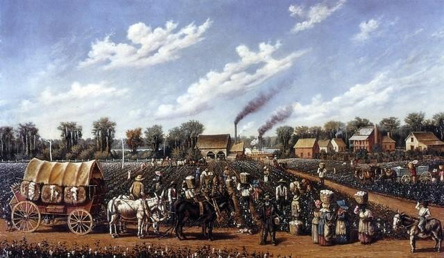 Shop Houzz | Print Oyster William Aiken Walker Cotton Plantation ...