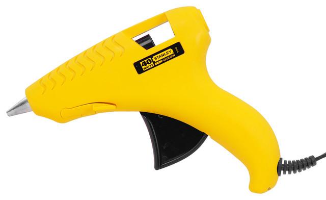 Stanley Hand Tools Glueshot Trigger Feed Glue Gun.