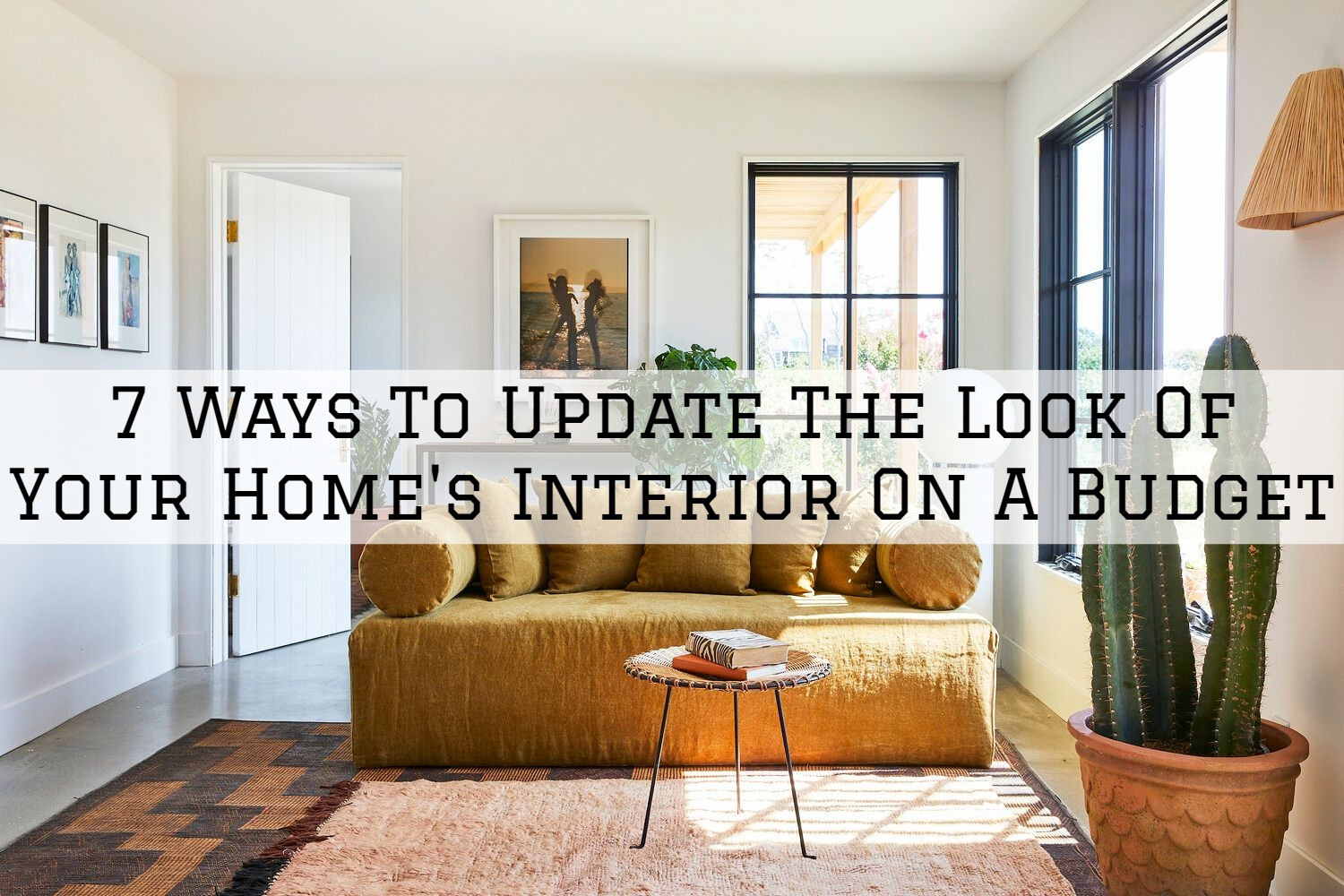 21-09-2021 Steves Quality Painting And Washing Princeton WI ways to update your home's interior