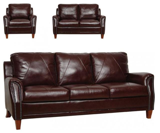 Austin Living Room Set, 3-Piece Set.