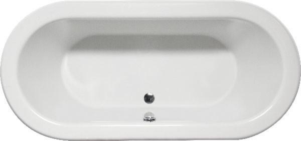 Sirena Freestanding, Tub Only/airbath 2, White.