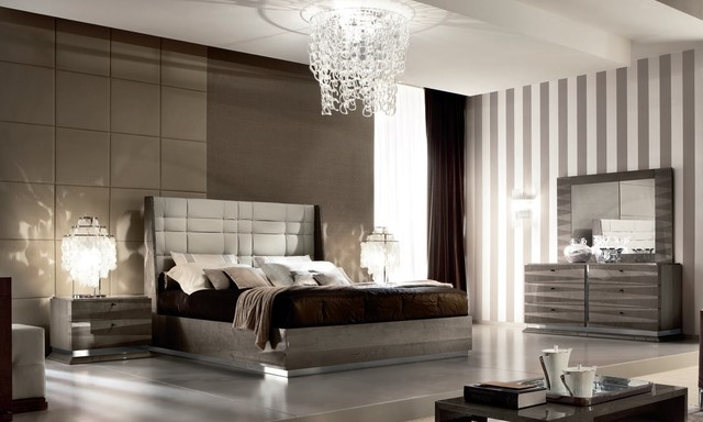 Alf Italia Monaco Bedroom Set