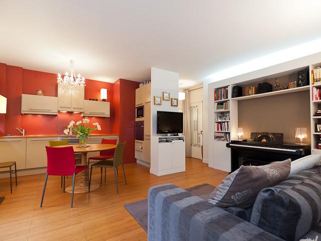 Appartement & terrasse Feng Shui à Neulliy sur Seine