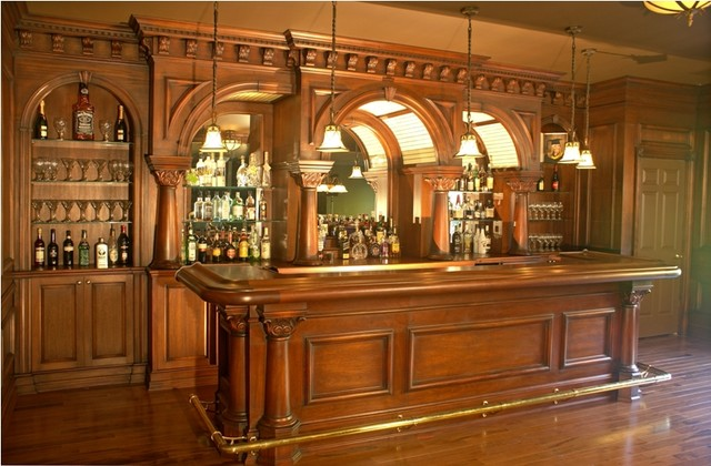 Residential Bars - Home Design Ideas - http://www.rghomedesign.com