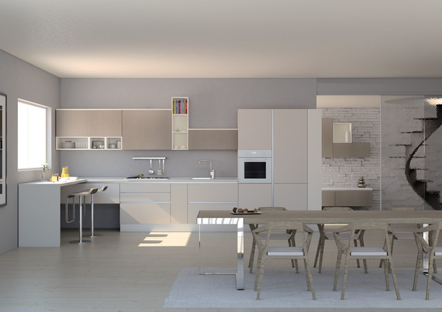 cucina gola by dema cucine | aspirational, affordable kitchens - Dema Cucine