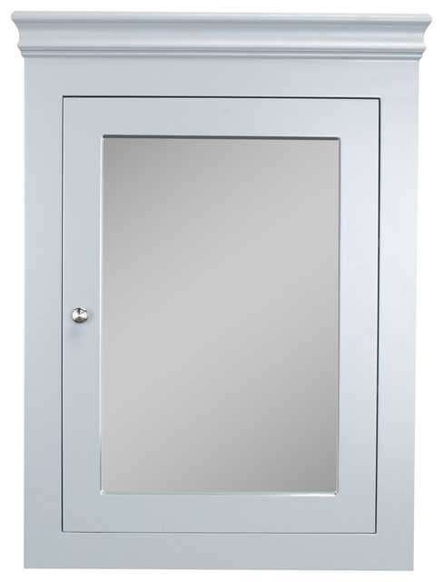 "Eviva - Eviva New York 24"" Wall Mount Medicine Cabinet & Reviews 