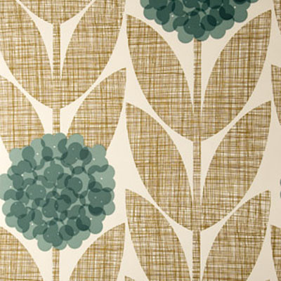 Im Looking For This Orla Kiely Wallpaper Pattern