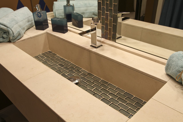 how to change bathroom tiles glass tiled sink contemporary bathroom sinks 23395