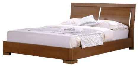 Maya Teak Bed, King.