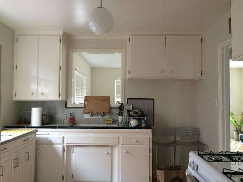 Suggestions for a closed 10 10 kitchen remodel - Closed kitchen design ...