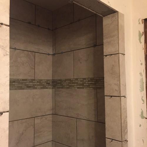 12 X 24 tile for bathroom