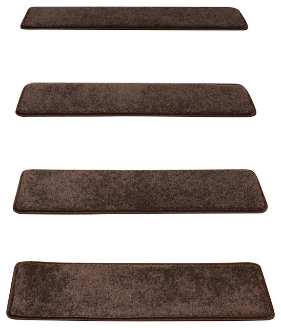 non slip carpet stair treads set of 15 contemporary