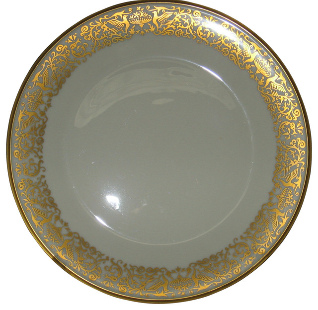 Lenox Tuscany Dinner Plate Traditional Tabletop By