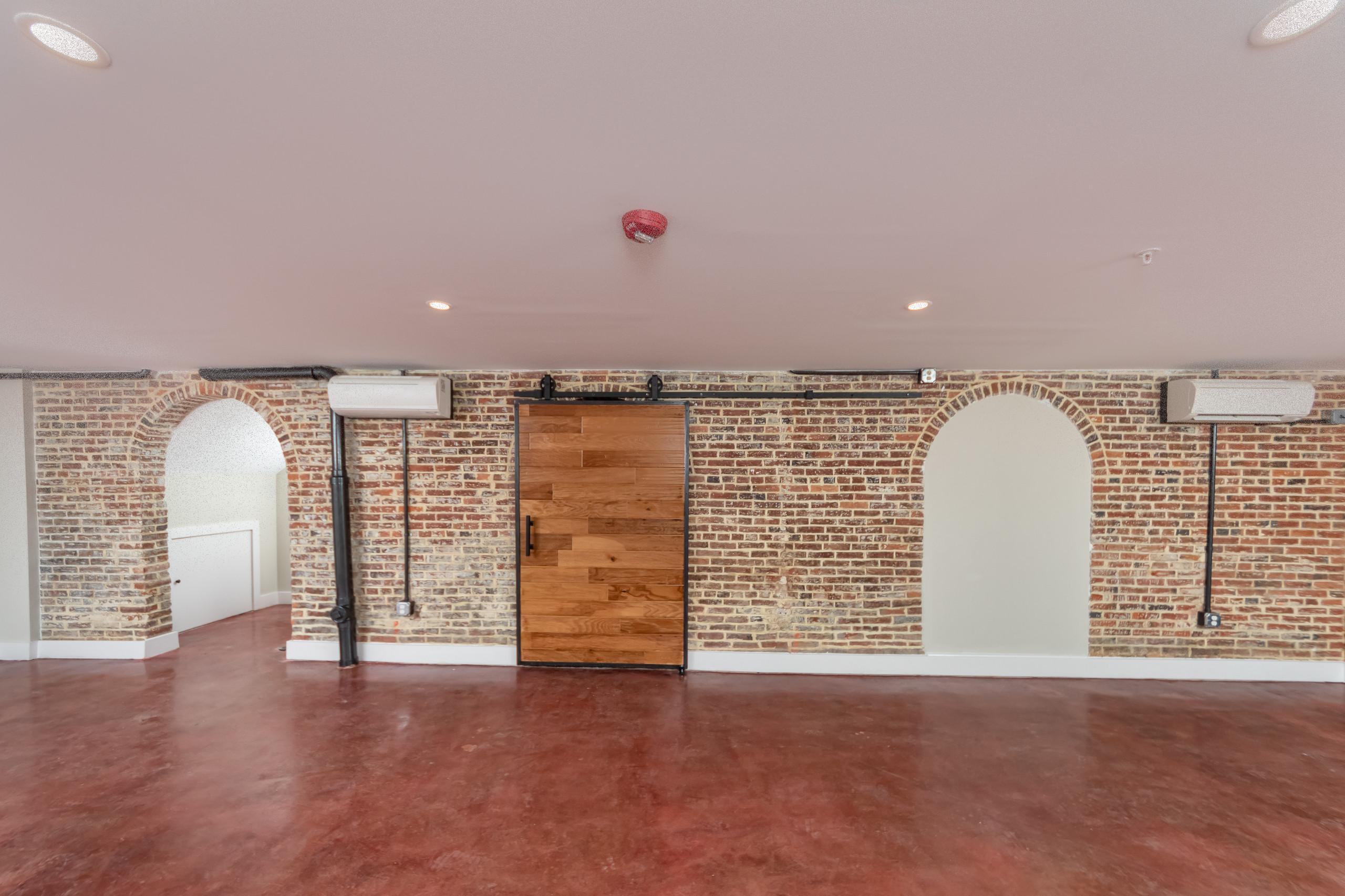 Brick Colonial Renovation