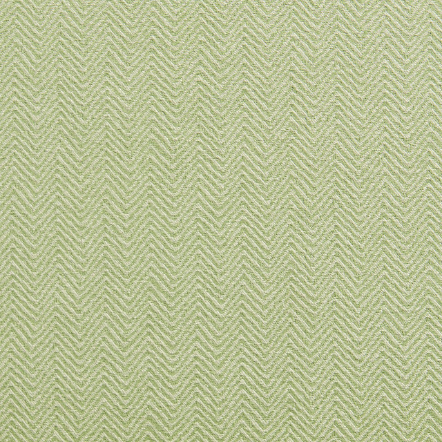Light Green Chevron Herringbone Upholstery Fabric By The Yard