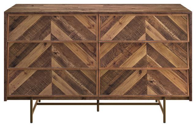 Kingston 6 Drawer Dresser