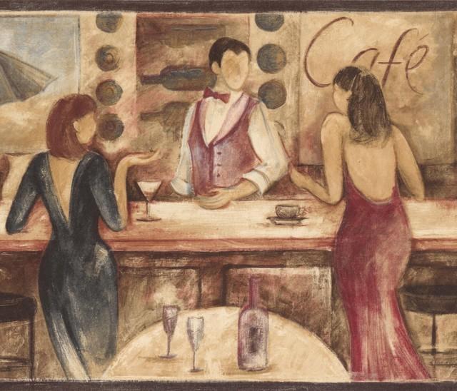 Cafe Vintage Cocktail Dresses
