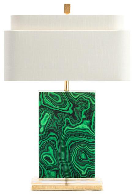 Green Envy, Table Lamp.