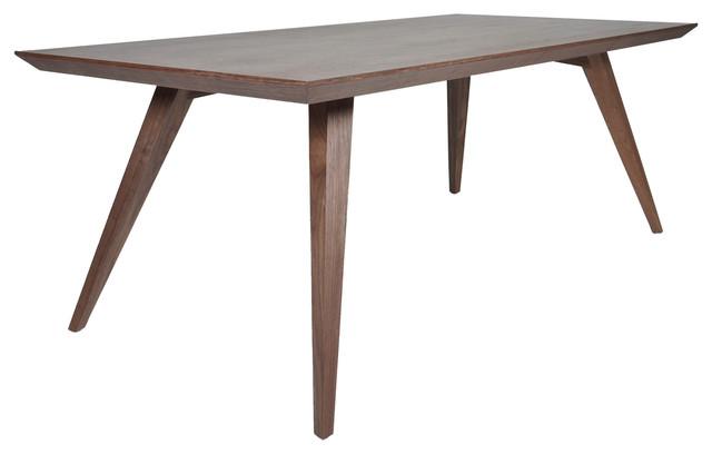 demir modern dining rectangular table