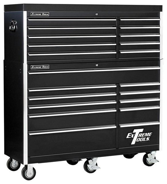 Exceptionnel Extreme Tools Professional 11 Drawer Tool Chest W Wheels Black